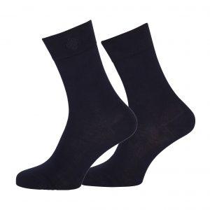 Bonne Cle Socks_05 dark blue
