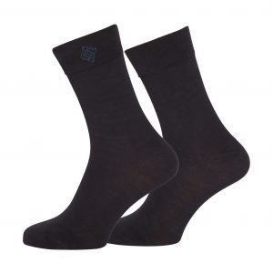 Bonne Cle Socks_06 dark gray