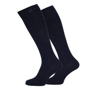 BonneCle_socks dark blue