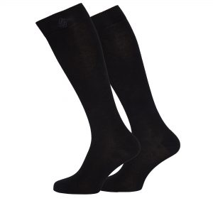 BonneCle_socks black
