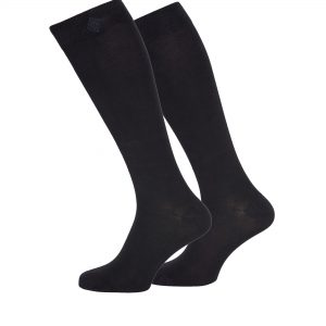 BonneCle_socksotk dark gray